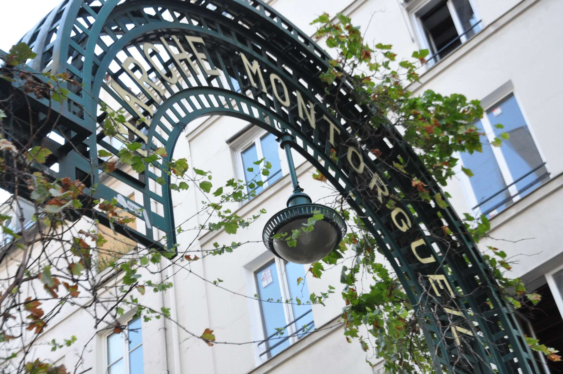 Photo Lieu Montorgueil